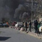 انفجار في مسجد بالعاصمة الأفغانية خلال صلاة الجمعة.. وسقوط ضحايا