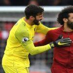 عودة ثنائي ليفربول أمام مانشستر يونايتد