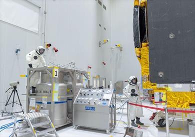 مصر تعتزم إطلاق القمر الصناعي الأول للاتصالات «طيبة-1» خلال أيام