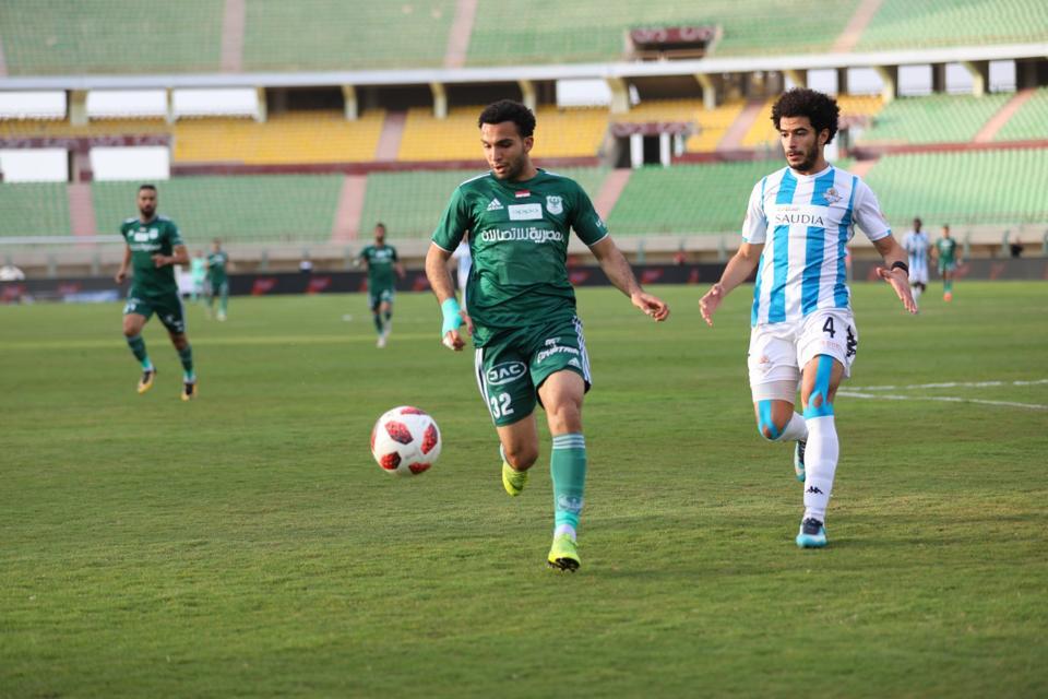 المصري وبيراميدز في مجموعة واحدة بالكونفدرالية الإفريقية