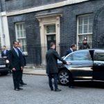 الرئيس السيسي يصل إلى قصر باكينجهام للقاء الأمير وليام