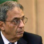 عمرو موسي: الاتحاد الإفريقي سيناقش في القمة المقبلة عملية تسوية النزاع في ليبيا