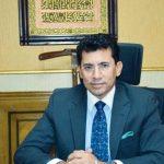 وزير الشباب والرياضة يحضر مواجهة الزمالك والمصري في افتتاحية عودة الدوري