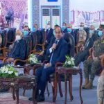 الرئيس السيسي: وقف تراخيص البناء أمن قومي ومصلحة وطنية