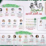 غدا  : رئيس إتحاد الإعلاميين العرب يشارك في منتدى السعودية بيت العرب الكبير.
