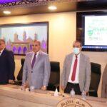 مشاركة إتحاد قيادات المرأة العربية حفل افتتاح حاضنة الأعمال التكنولوجية المتخصصة