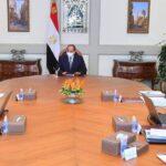 """""""السيد الرئيس """"يتابع الموقف التنفيذي الخاص بإنشاء سد """"جوليوس نيريري"""" لتوليد الطاقة الكهربائية في تنزانيا، بواسطة تحالف الشركات المصرية وبإشراف الحكومة المصرية."""