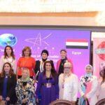إتحاد قيادات المرأة العربية يشارك بمؤتمرمستقبل الاستثمار المستدام بين مصر والعالم
